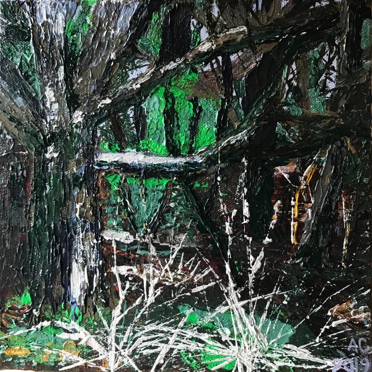 Boscage, by Annabel Carington