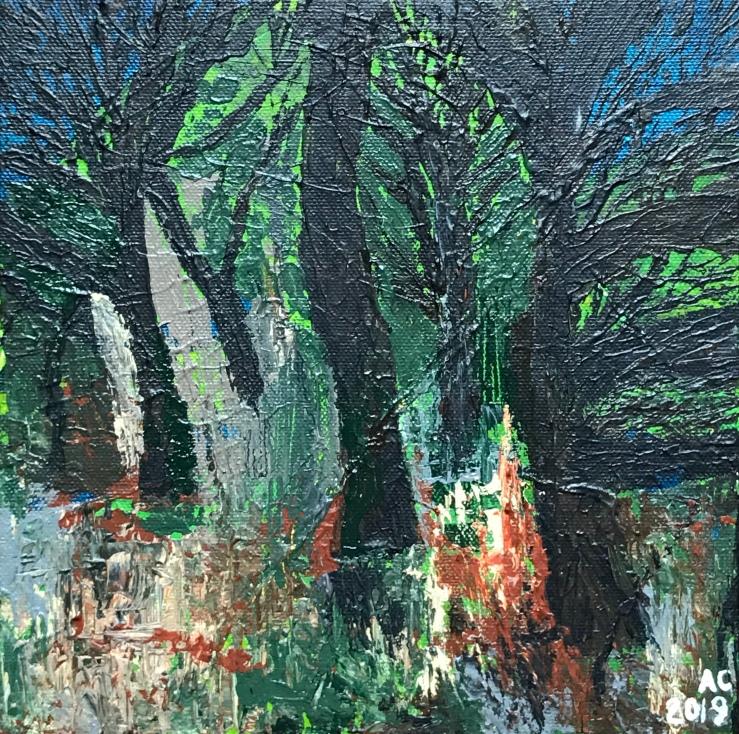 The Midnight Trees