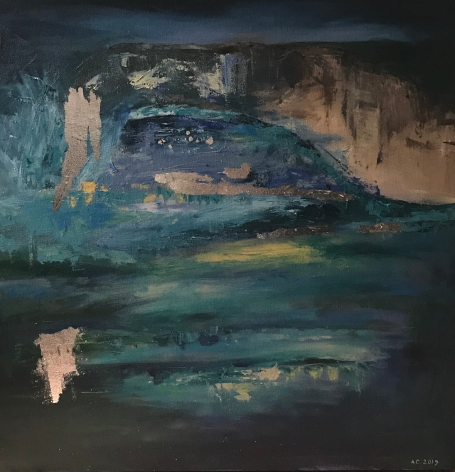 Cove, by Annabel Carington (2019)